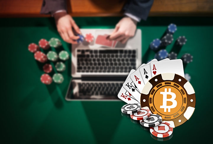 казино на криптовалюту 2018