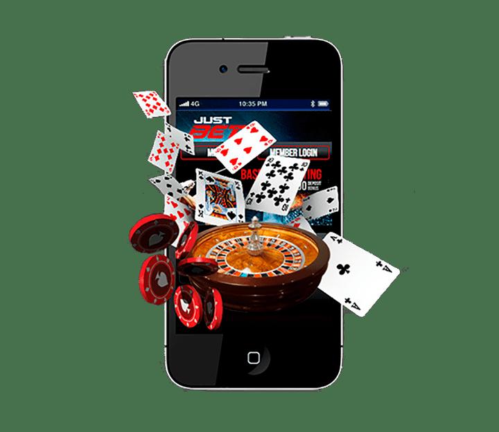 Онлайн казино: играй с мобильного в любое время